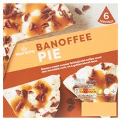 Morrisons Banoffee Pie