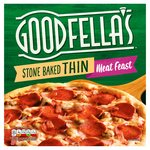 Goodfella's Stonebaked Thin Meat Feast Pizza