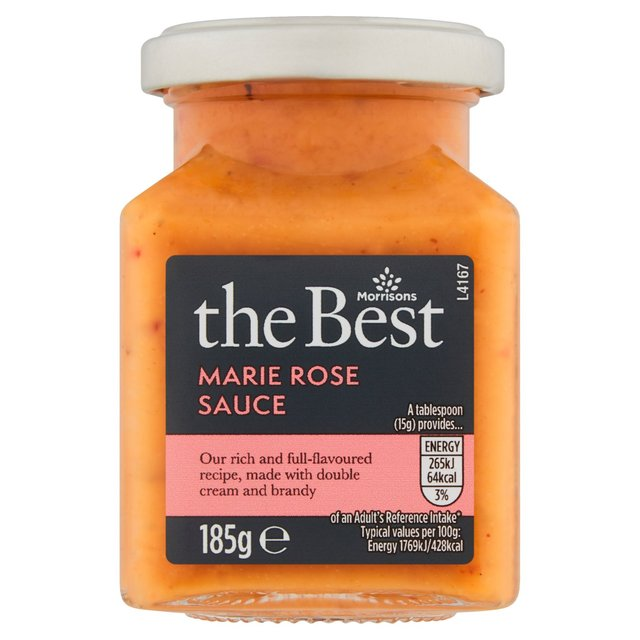 Morrisons The Best Marie Rose Sauce