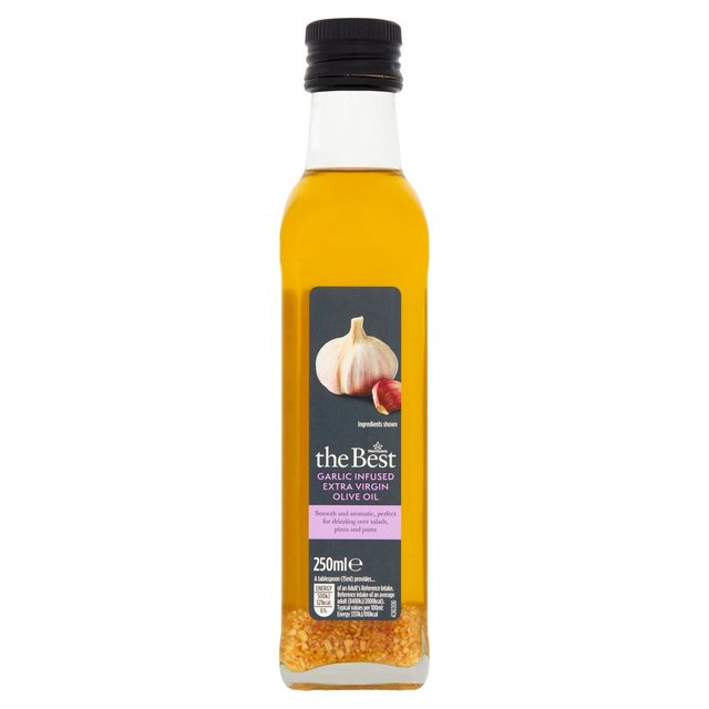 Morrisons The Best Infused Garlic Oil
