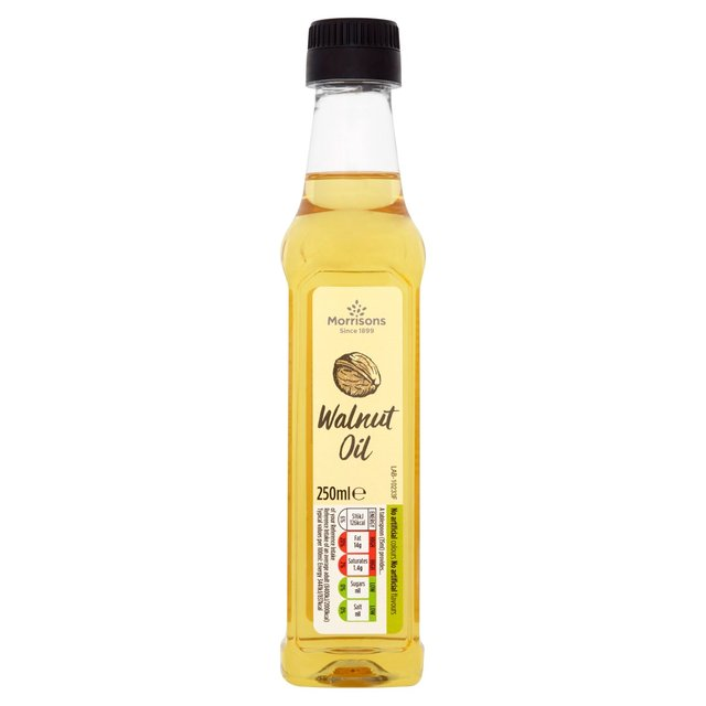 Morrisons Walnut Oil