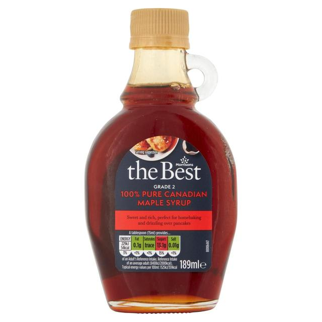 Morrisons The Best Pure Maple Syrup