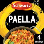 Schwartz Paella Recipe Mix