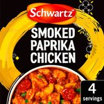 Schwartz Smoked Paprika Chicken Recipe Mix