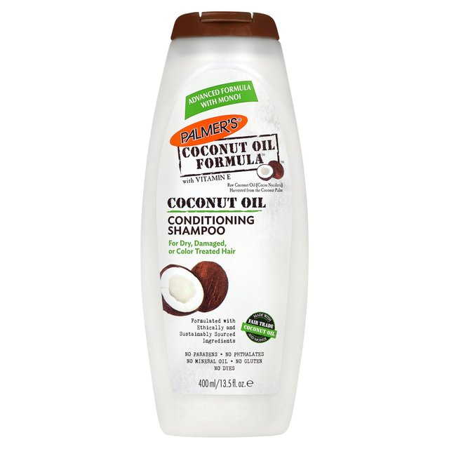 Coconut oil shampoo review