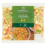 Morrisons Vegetable Soup Kit