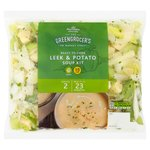 Morrisons Leek & Potato Soup Kit