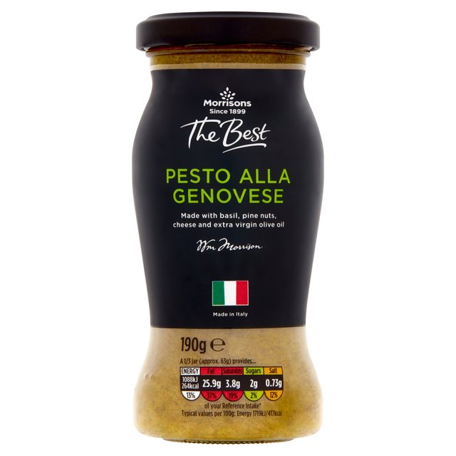 Morrisons The Best Pesto Alla Genovese