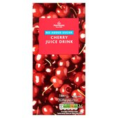 Morrisons No Added Sugar Cherry Juice Drink