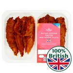 Morrisons Mini Chicken Fajita Fillets