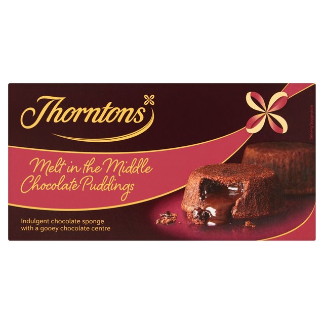 Thorntons great british puddings recipes