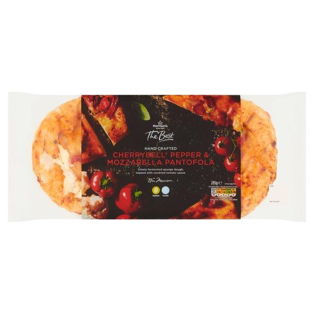 Morrisons The Best Cherrybel Pepper & Mozzarella Pantafola
