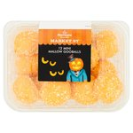 Morrisons Mini Halloween Coconut Gooballs