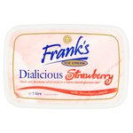 Franks Diabetic Strawberry Ice Cream