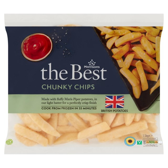 Morrisons The Best Chunky Chips