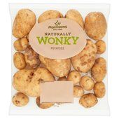 Morrisons Wonky Potatoes
