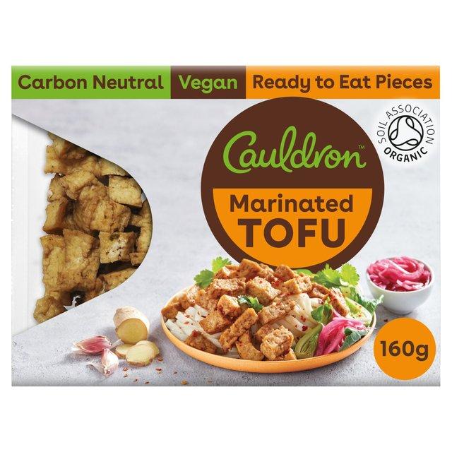 Cauldron Organic Marinated Tofu