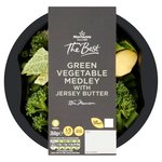Morrisons The Best Green Vegetable Medley