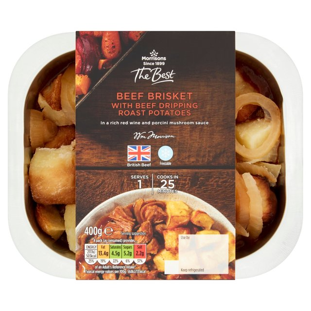 Morrisons The Best Slow Cooked Brisket With Beef Dripping