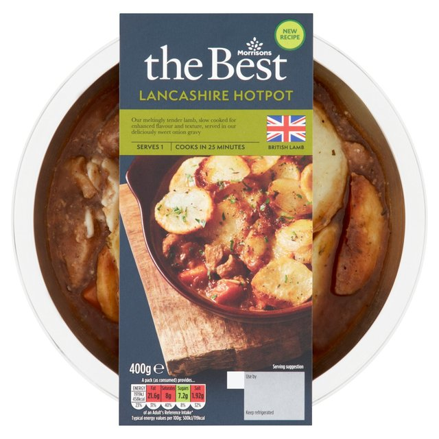 Morrisons The Best Lancashire Hot Pot
