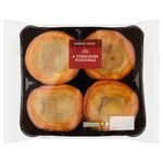 Morrisons Yorkshire Puddings 4 Pack