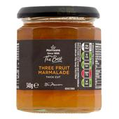 Morrisons The Best Three Fruits Marmalade
