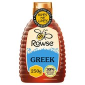 Rowse Squeezy Greek Honey