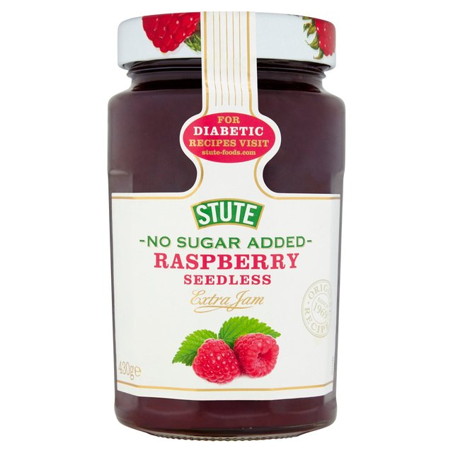 Stute Diabetic Raspberry Jam Seedless