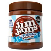 Jim Jams Milk Chocolate Spread