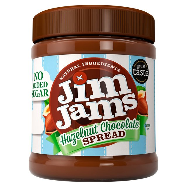 Jim Jams Hazelnut Chocolate Spread