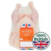 Morrisons Whole Chicken Large