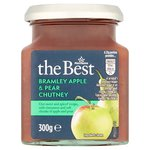 Morrisons The Best Apple & Pear Chutney