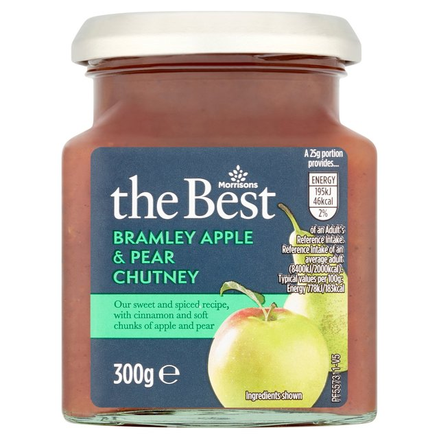 Morrisons The Best Apple Pear Chutney Morrisons