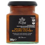 Morrisons The Best Spiced Fruit Chutney