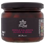 Morrisons The Best Whole Kalamata Olives (300g)
