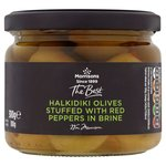 Morrisons The Best Stuffed Olives With Pimientoin Brine