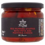 Morrisons The Best Red Peppers With Feta Cheese Mix