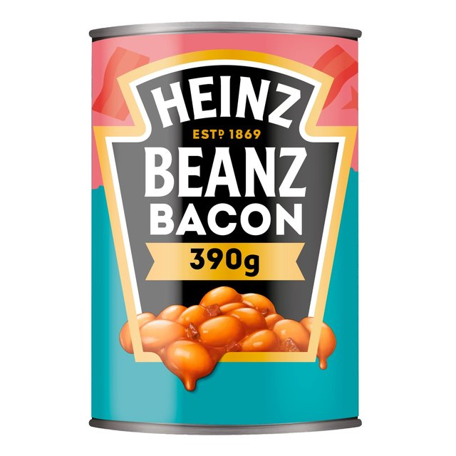 Heinz Beanz Smokey Bacon