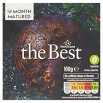 Morrisons The Best 9 Month Matured Christmas Pudding