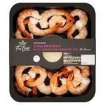 Morrisons The Best Vietnamese King  Prawns & Lemon Mayonnaise Dip