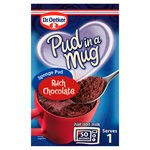 Dr. Oetker Rich Chocolate Pud in a Mug