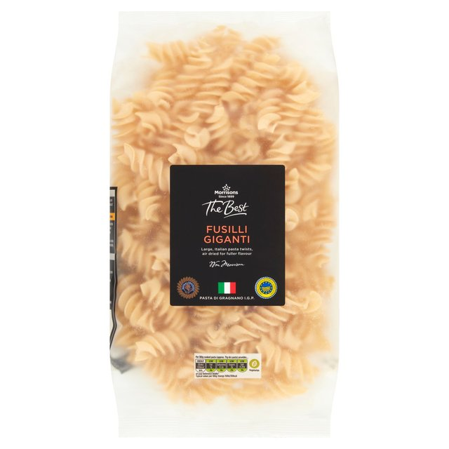 Morrisons The Best Fusilli Gigante