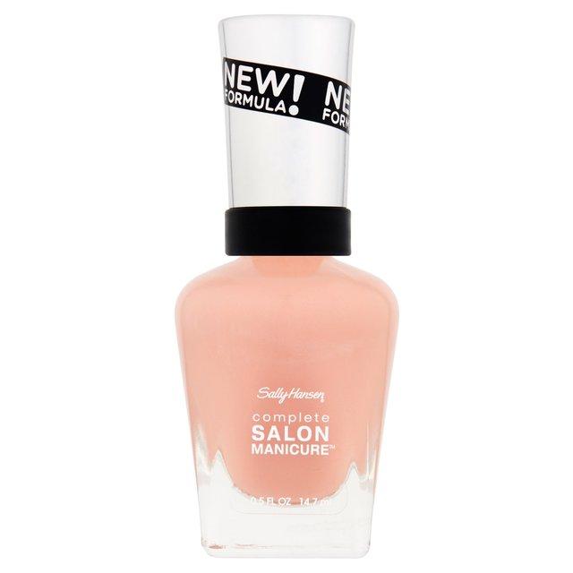 Morrisons Sally Hansen Complete Salon Manicure Nude Now