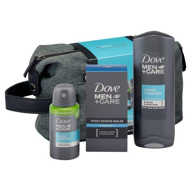 Morrisons: Dove Men + Care Total Care Washbag Gift Set (Product ...