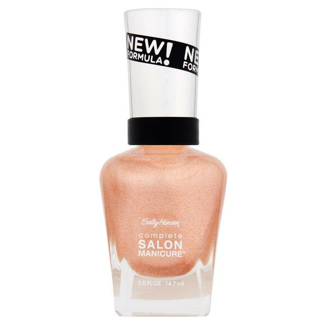 Sally Hansen Complete Salon Manicure You Glow Nail Polish