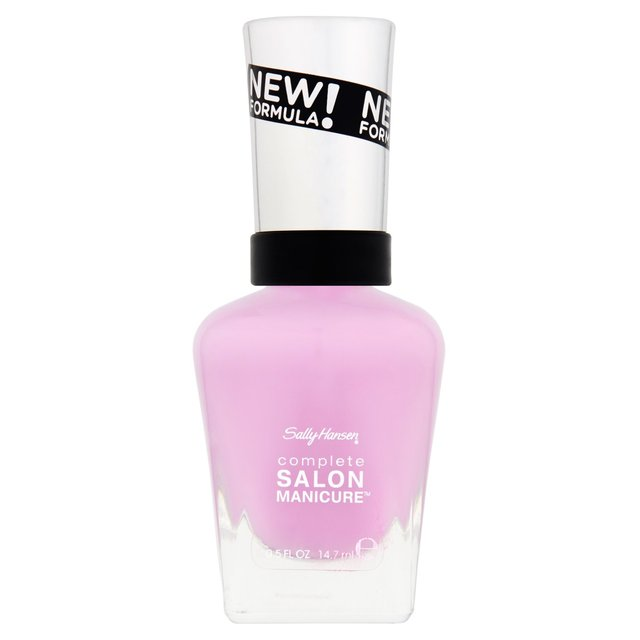 Sally Hansen Complete Salon Manicure Purple Heart Nail Polish