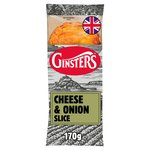 Ginsters Cheddar & Onion Slice