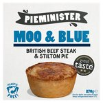 Pieminister Moo & Blue British Steak & Long Clawson Stilton Pie