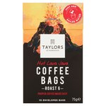 Taylors of Harrogate Hot Lava Java Coffee Bags 10s