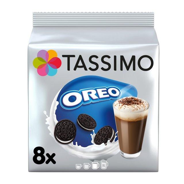 Morrisons Tassimo Oreo Hot Chocolate Pods 8s 332gproduct